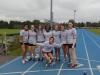 Coach Mehek with girls team !