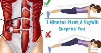 Summer Training: Core Training Planks – everyone please read